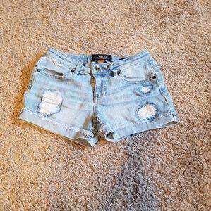 Girls Lucky Shorts